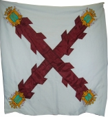 Hand Embroidery Flag